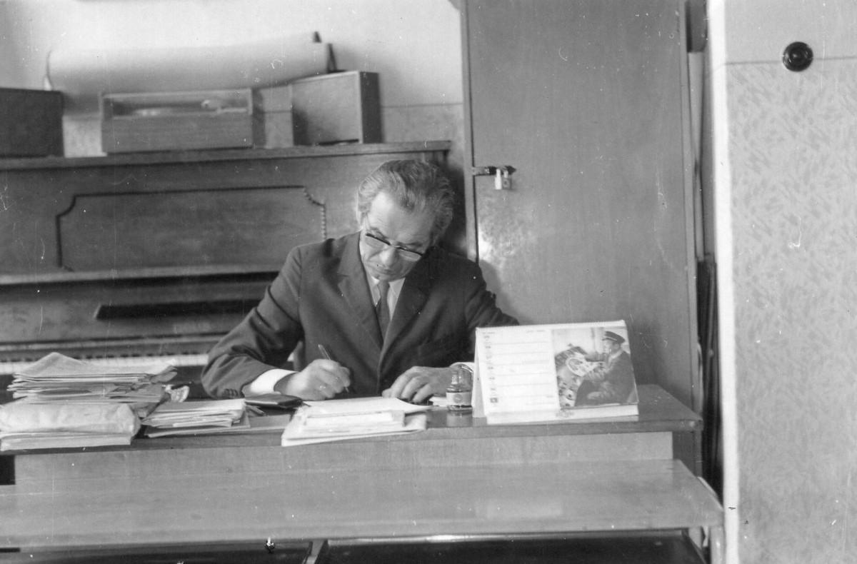 1 - Viliam Tarjányi - 21. 10. 1915 – 10. 01. 1996