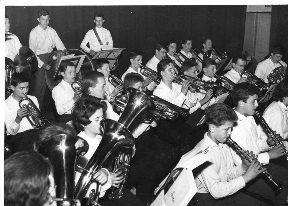 1. verejný koncert 30.apríl 1963