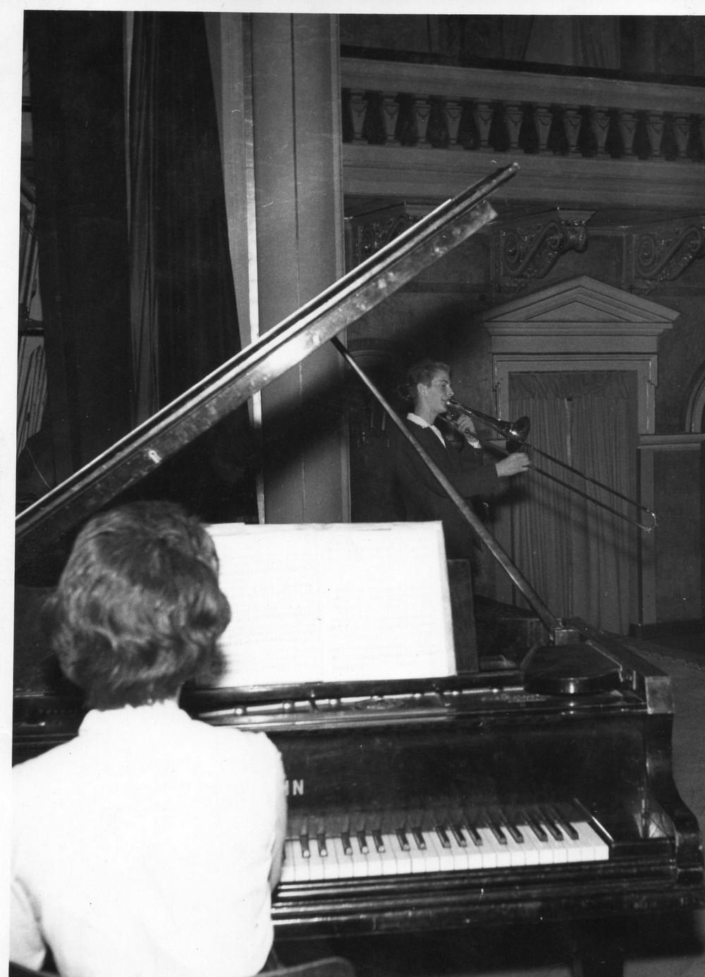 2.verejný koncert 25.04.1964