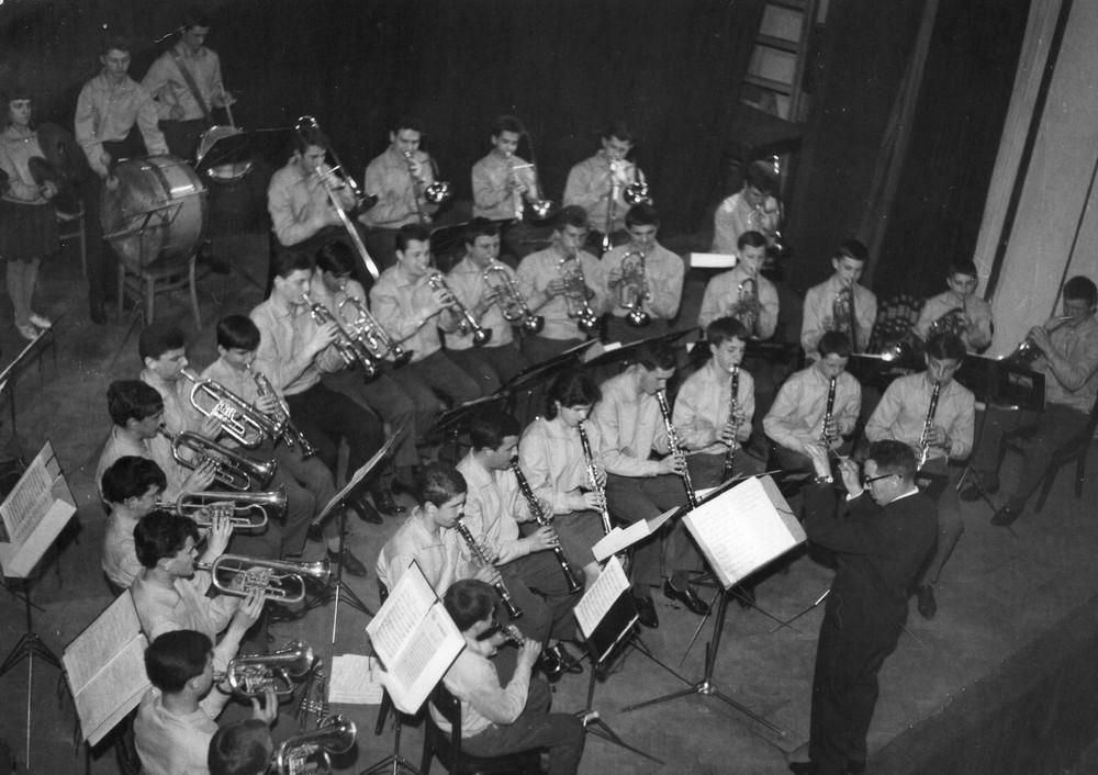 3. verejný koncert 24.04. 1965