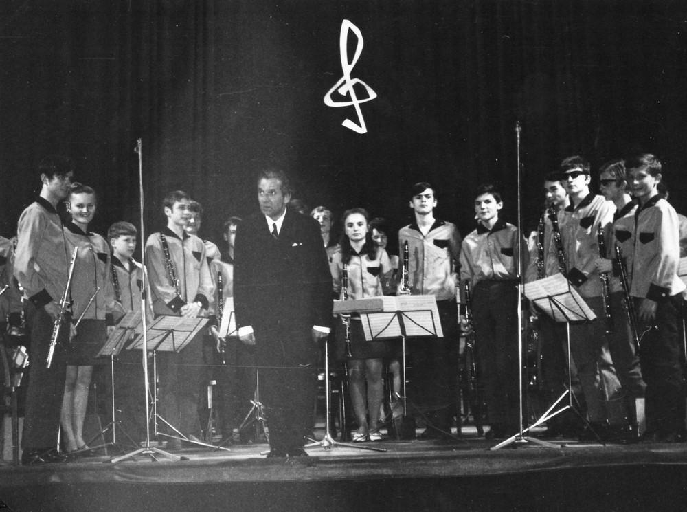 8. výročný koncert 27.05.1970