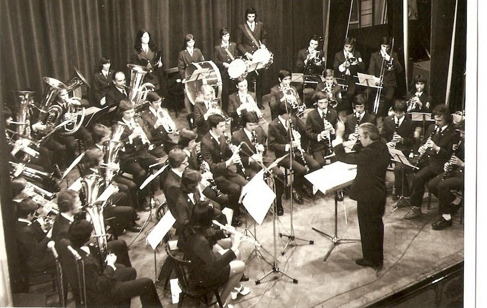 11.výročný koncert 16.05.1973