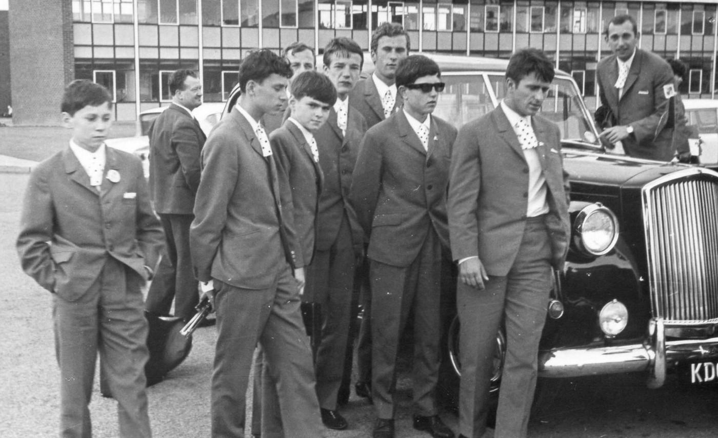 Anglicko 27.07.-04.08.1968