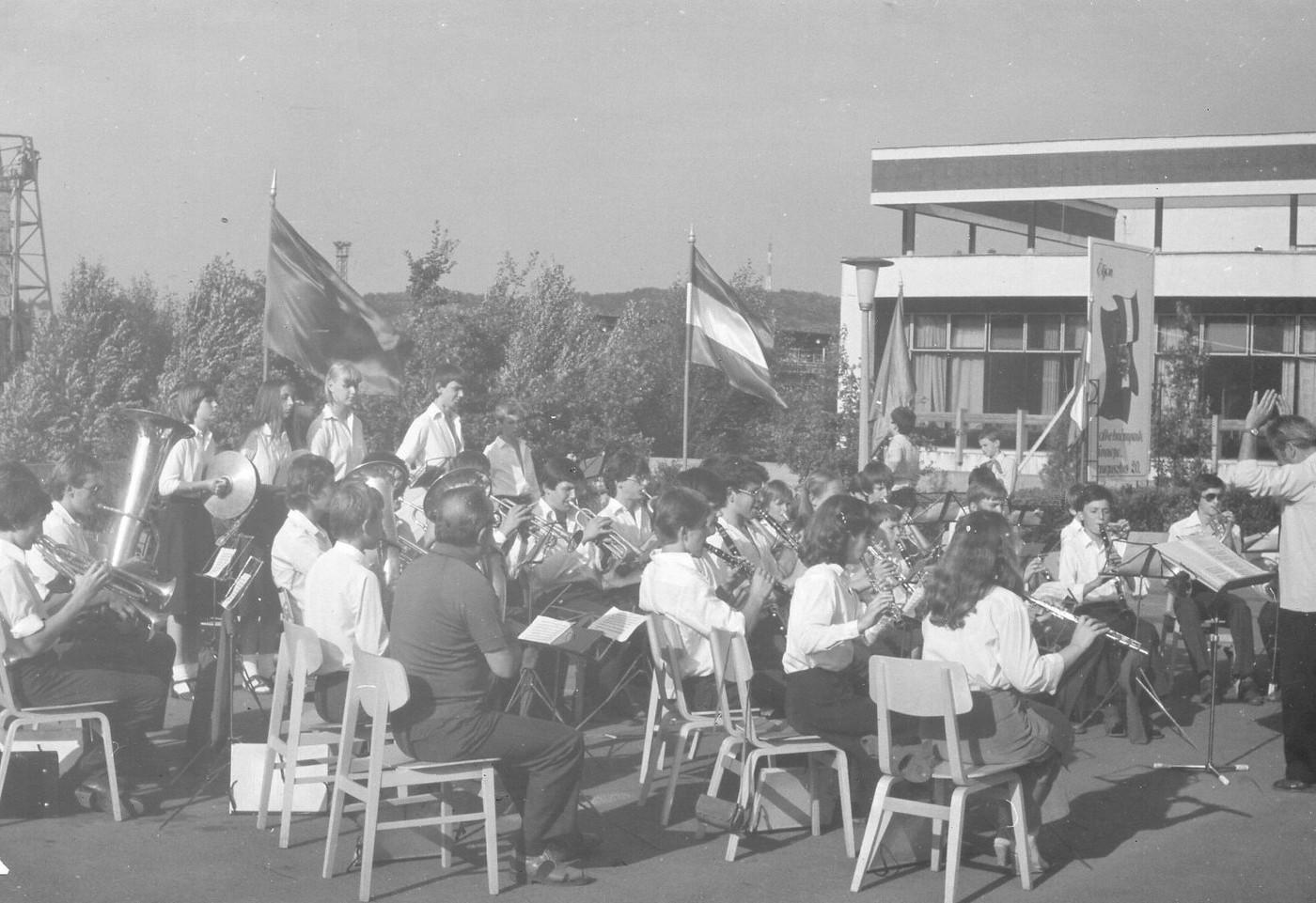 Maďarsko 13.08. -22.08.1981