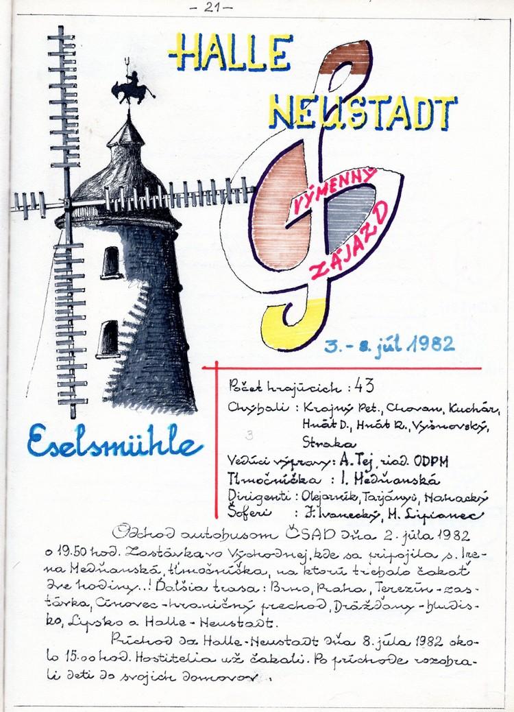 NDR 03.07. - 08.07.1982