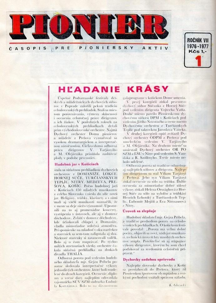 ročník 1976-1977