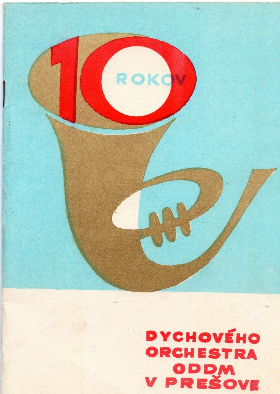 Brožúra 10 rokov