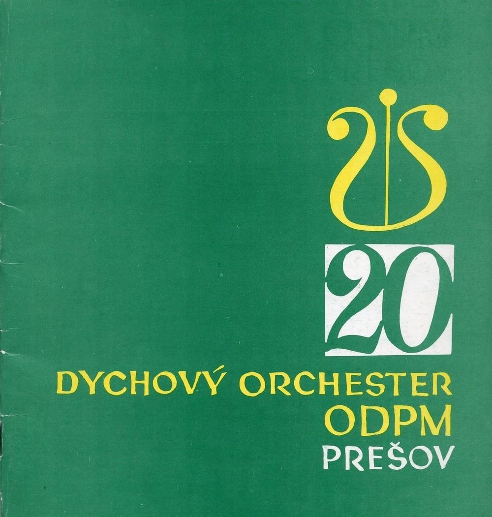 Brožúra 20 rokov
