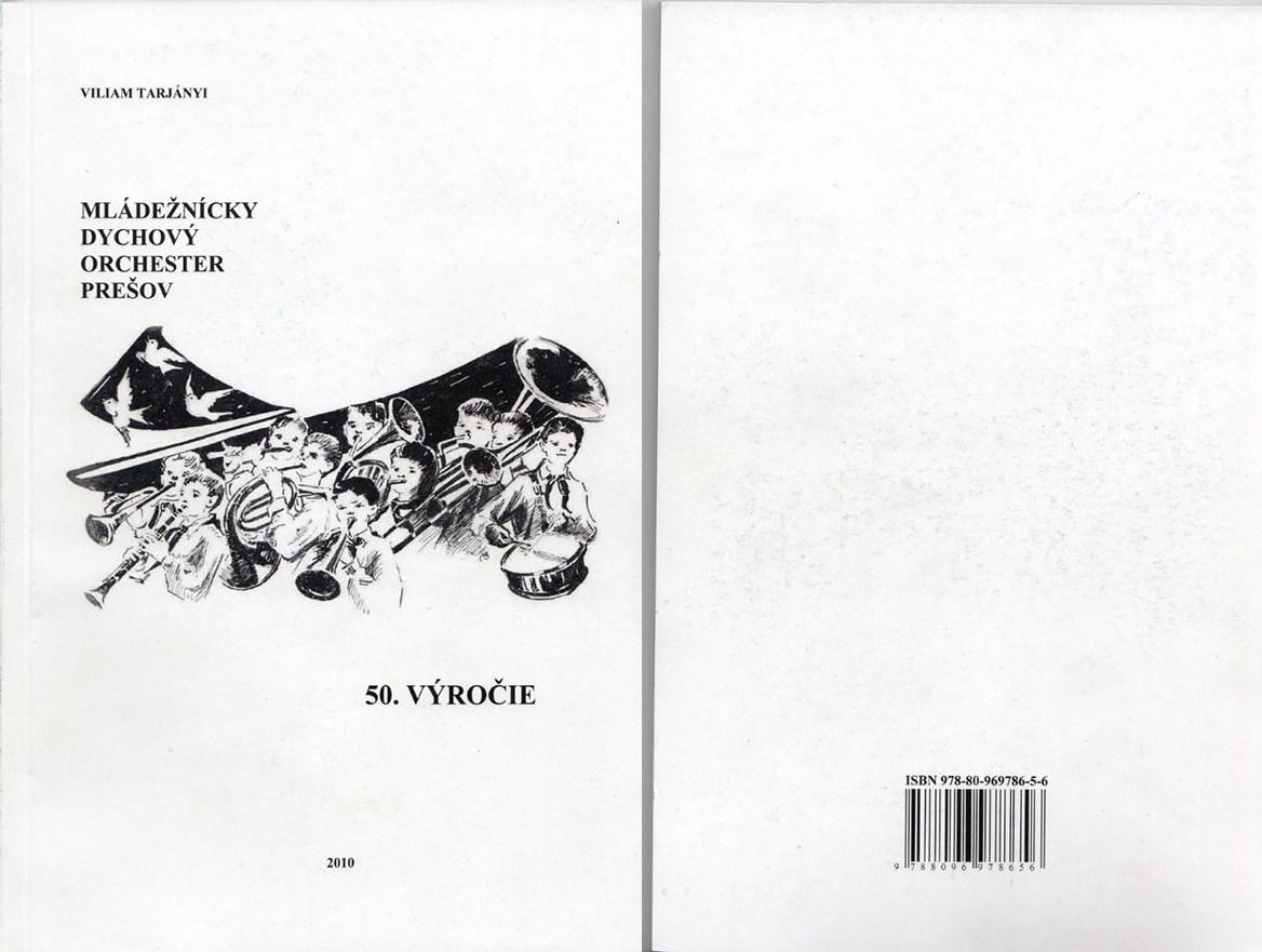 Mládežnícky dychový orchester – 50. výročie