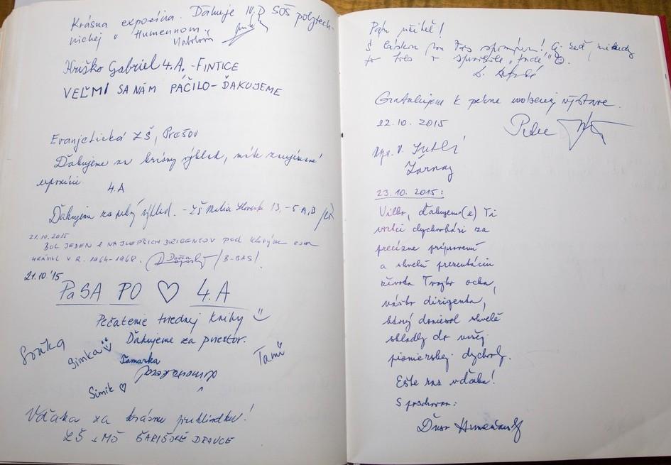 Vernisáž výstavy Viliam Tarjányi