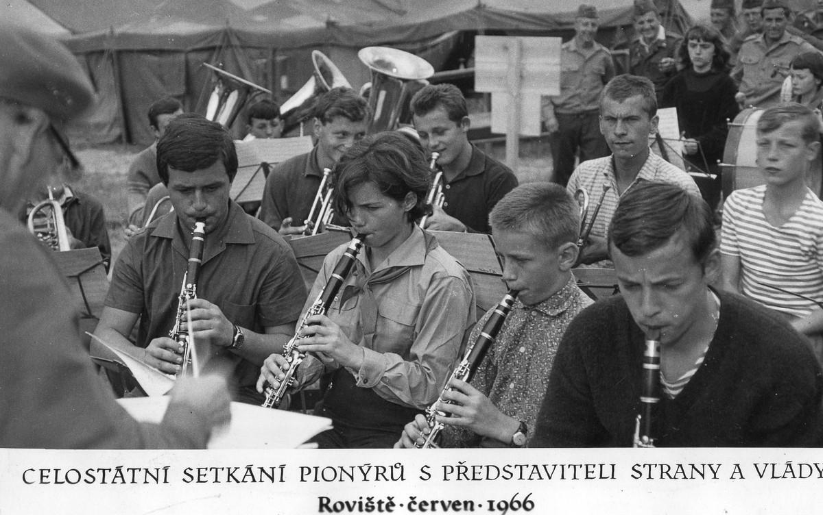 Roviště 1966