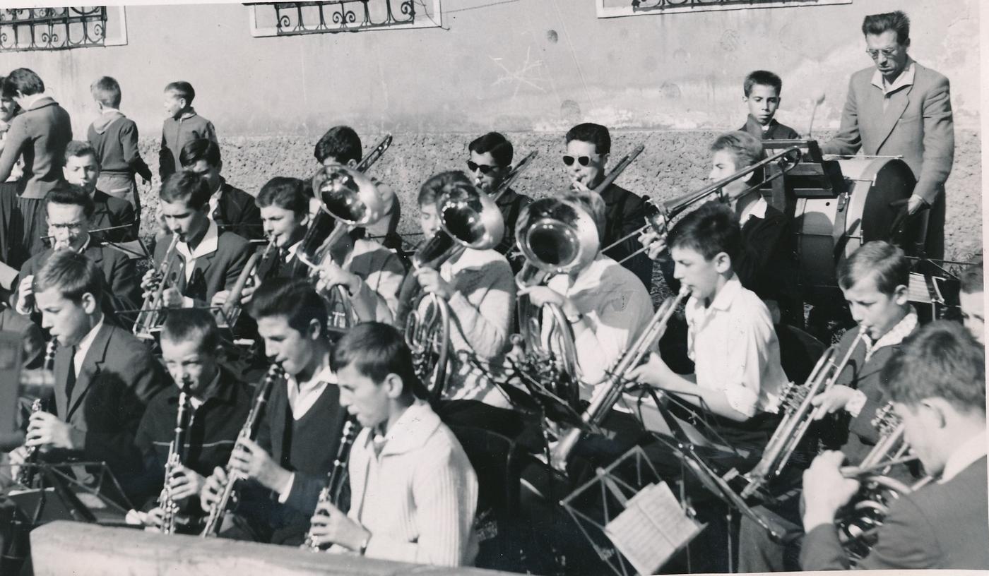 Vystúpenie pred ODPaM Prešov, 1963