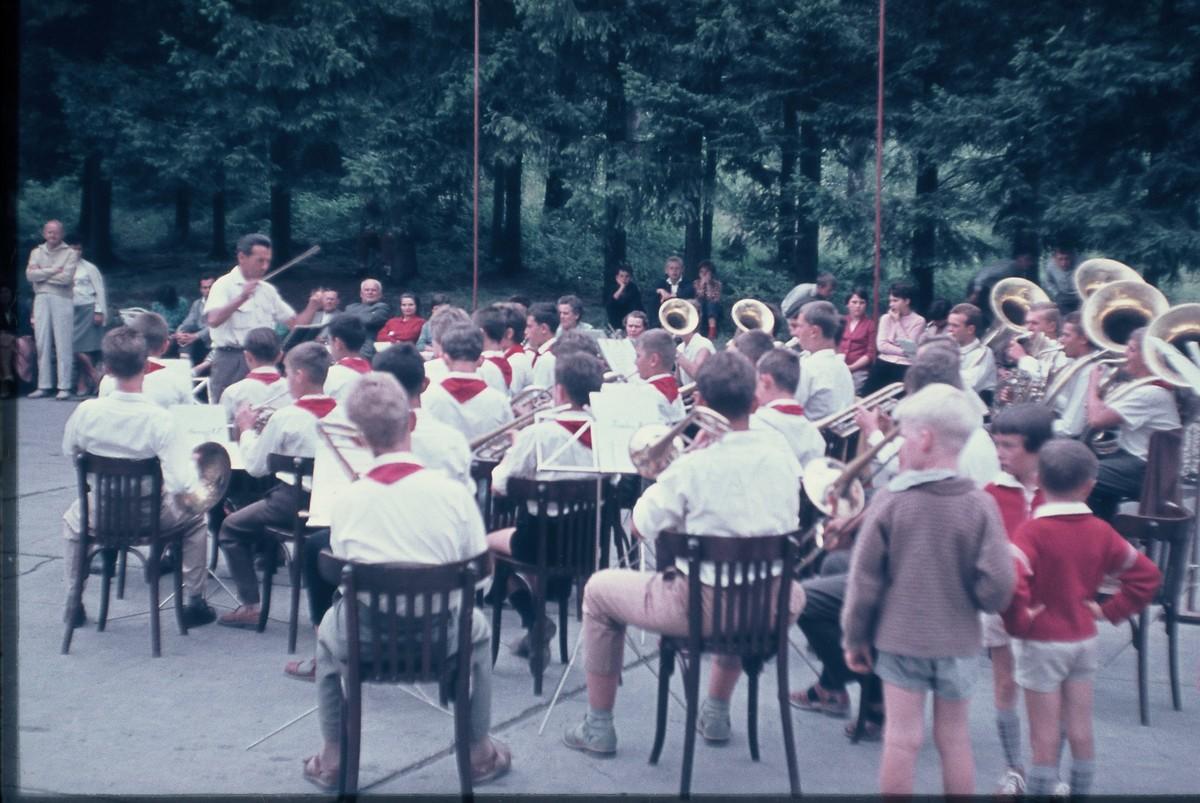 Vyšné Ružbachy 1962