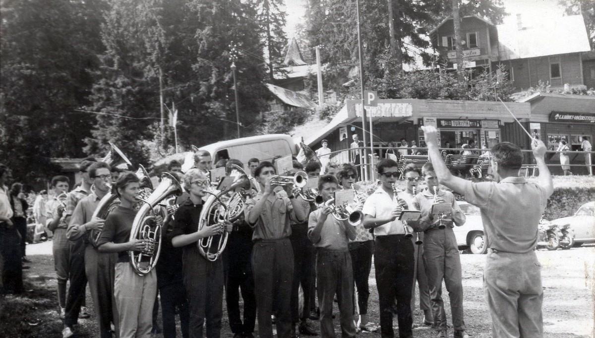 Dobšina 1963