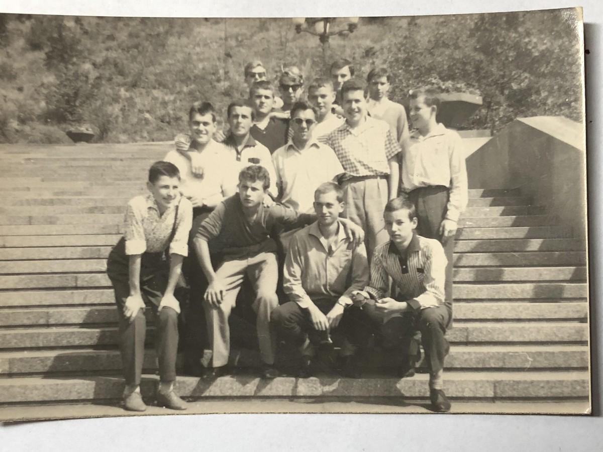 Praha 1964