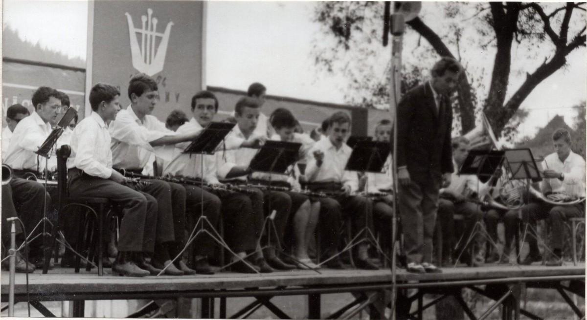 Rudňany 1964