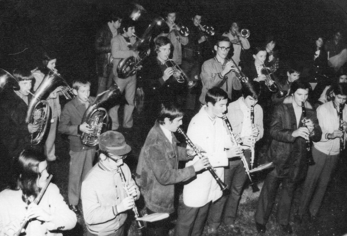 Otcových 60. rokov, Prešov 1975