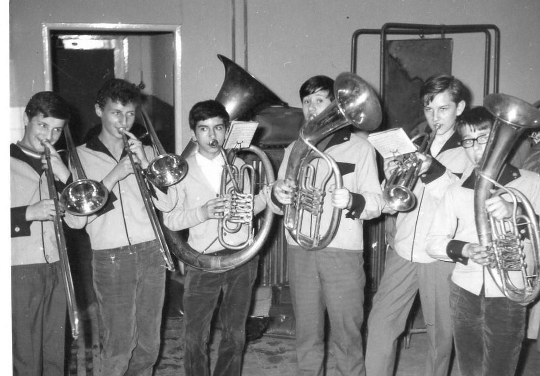 Zľava Igor Hudaček, Igor Očkovič, Róbert Gelle, Peter Baláž, František Turák, Ladislav Kišeák