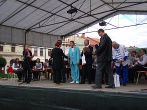 Dirigenti orchestrov festivalu