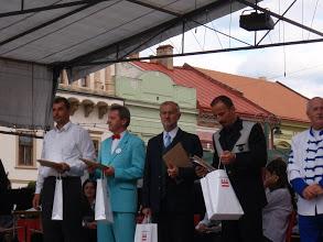 Ocenenie účastníkov festivalu