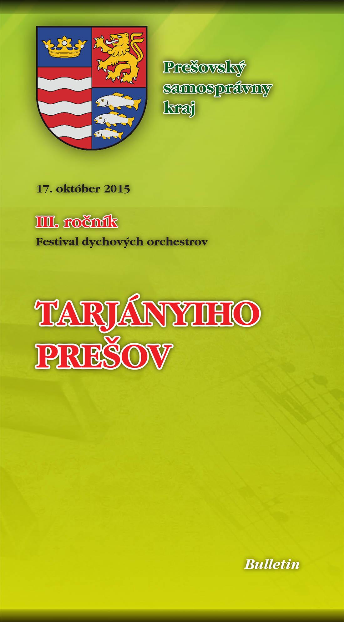 III. ročník Festival dychových orchestrov - úvod