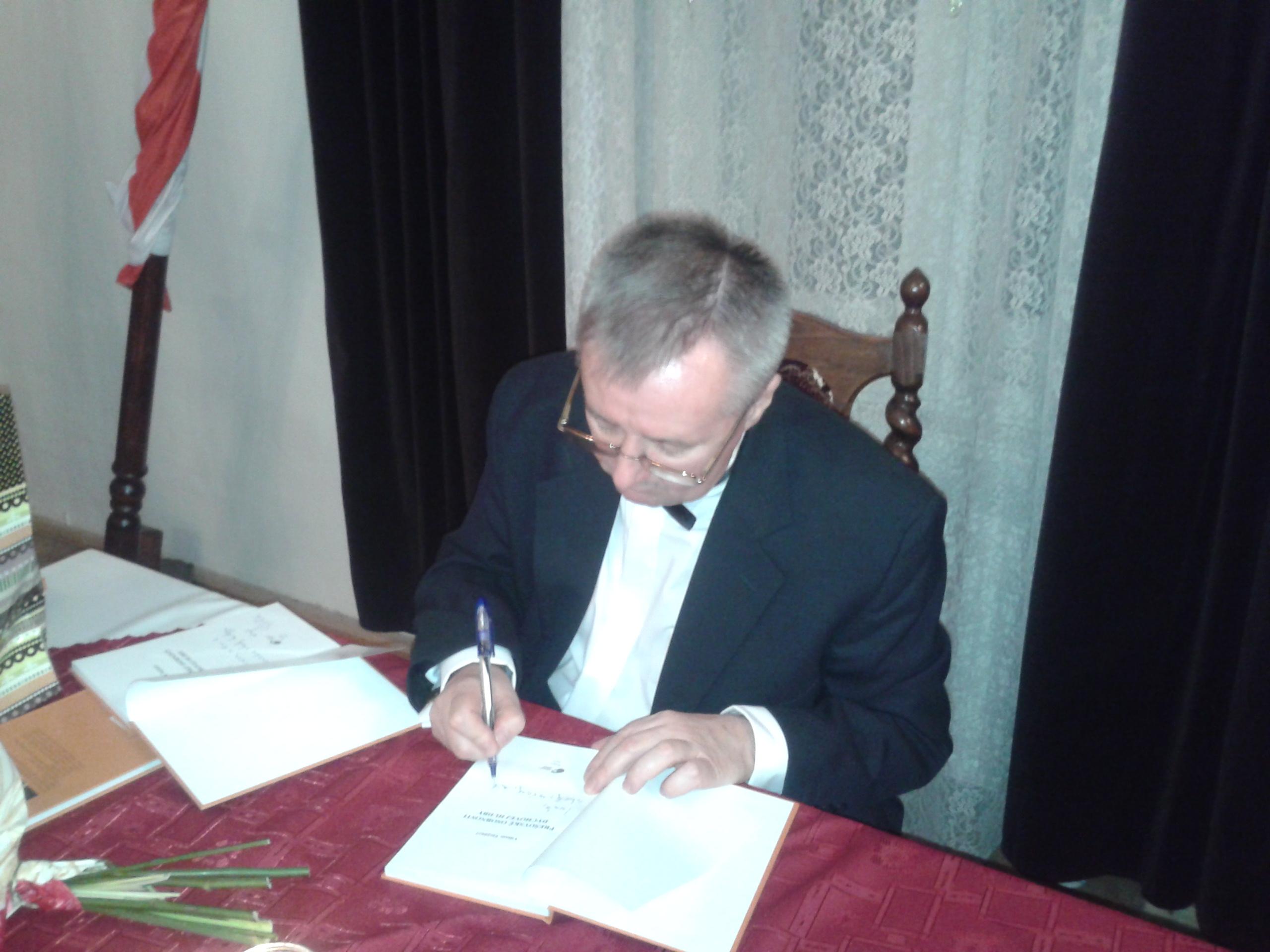 Autogramiáda PKO 27.11. 2013