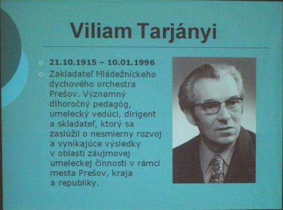 Viliam Tarjányi